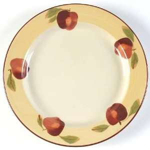 Russet Apple Dinner Plate, Fine China Dinnerware