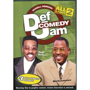 Def Comedy Jam More All Stars 2 (Full Frame) Movies