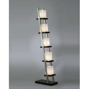 Nova Lighting Escalier 5 Step Floor Lamp