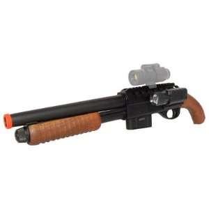 TSD Double Eagle M47C2 Sawed Off Airsoft Shotgun   0.240