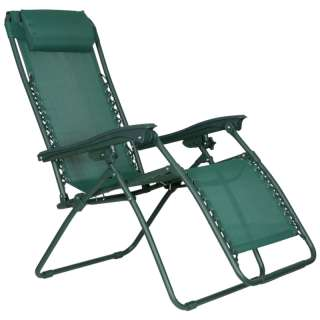 Gravity Chair Recliner Lounger Outdoor Patio Anti 099999217544