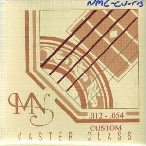 Newtone Acoustic Guitar Master Class Phosphor Bronze, .012