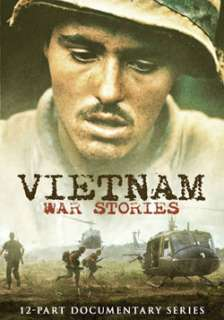 Vietnam War Stories   12 Part Documentary Series (DVD)