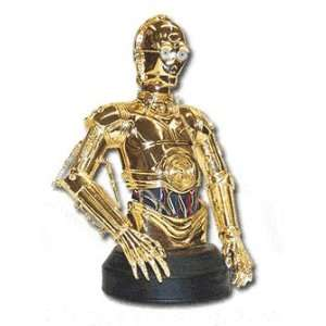 Star Wars C3PO Mini Bust Toys & Games