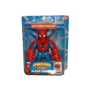 Spider Man and Friends Web Climbing Spider Man: Toys & Games
