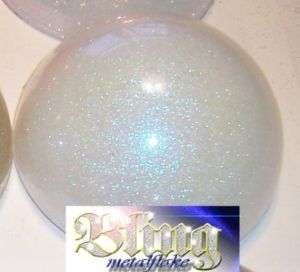 4oz Bling Blue/ Purple Ice .008 Metalflake Metal Flake