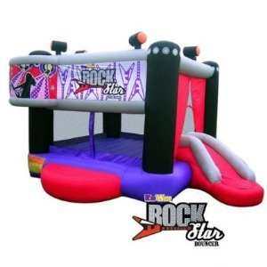 Rock Star Bouncer  KW KWSS RSB 02R: Office Products