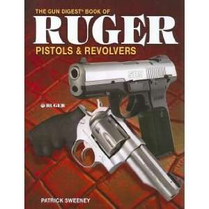 Book of Ruger Pistols & Revolvers  Sports & Outdoors