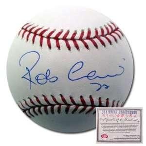 Robinson Cano New York Yankees Hand Signed Rawlings MLB