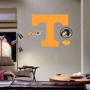 Tennessee Volunteers Team Logo Fathead Wall Sticker