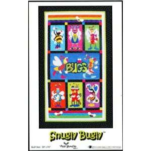 Snugly Bugly quilt pattern, Amy Bradley Designs ABD171, 7