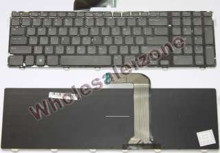 dell inspiron 17r n7110 series laptop keyboard part number layout us