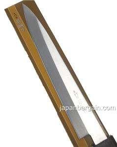 Japanese Shimomura Left Hand Santoku Sashimi Knife Set