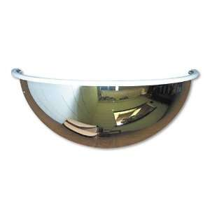 Half Dome Convex Security Mirror, 26 for Areas Up to 200 Square Feet