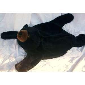 35 Plush Baby Play Mat, Big Black Bear Doll Toy Toys