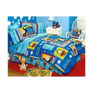 Thomas Train Bedtime Express   3pc Bed Sheet Set   Twin