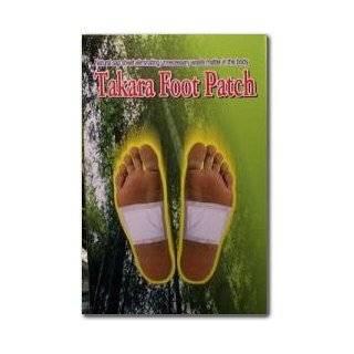 Detoxifying Body Pain Relief Healing Foot Pads   14 Pads