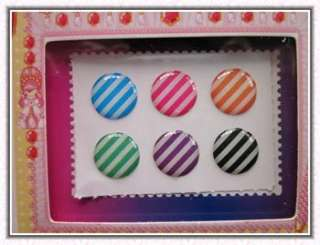 New Cute 4X Polka Dots Home button sticker for iPad iPod iPhone 4S 4