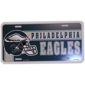 NFL PHILADELPHIA EAGLES TEAM License Plate  Sports