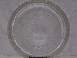 GLASS CAROUSEL MICROWAVE TURNTABLE # L19 Holder Good