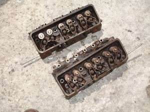 1996   1999 GM 4.3 262 CHEVY ENGINE CYLINDER HEADS