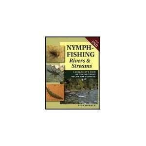 Nymph Fishing Rivers & Streams   Plus DVD Books