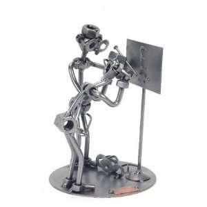 Eye Doctor Metal Figurine