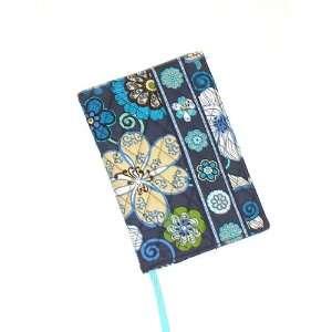 Vera Bradley Book Cover   Mod Floral Blue