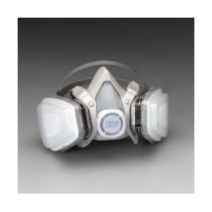 3M RESPIRATOR HALF MASK DISPOSABLE P95 SMALL: Automotive