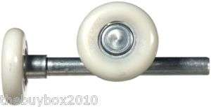 11 Ball Bearing 2 Nylon Roller Kit   8 Garage Doors