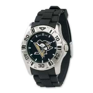Mens NHL Pittsburgh Penguins MVP Watch Jewelry
