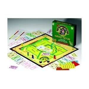 The Farming Game Board Game: Toys & Games