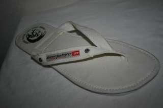 DIESEL Seaside Men Canvas SANDALS Slipper Shoes Sz 12