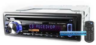 HD552U + 2YR WARANTY CAR STEREO HD RADIO CD  PLAYER FRONT USB NEW