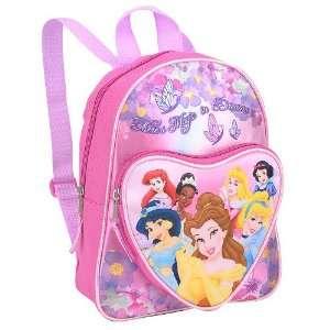 Disney Princess 10 inch Theres Magic in Dreams Mini Backpack