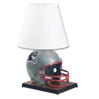 NFL   New England Patriots Helmet Lamp