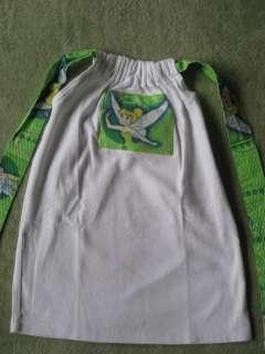 Tinkerbell Halter Top Capri Pants Set 5 5T DISNEY Boutique Resell Lil