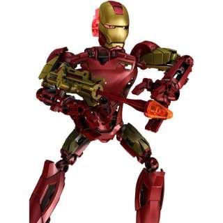 Mega Bloks Iron Man 2   Mark VI Techbot Building Blocks & Sets