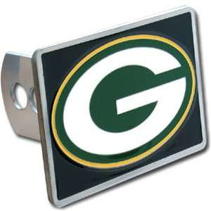 NFL Green Bay Packers Team Logo Hitch Cover Sports