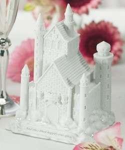 Fairytale Dreams Cinderella Castle Wedding Cake Topper 068180006465