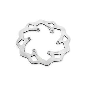 12 HONDA CRF150R: GALFER STANDARD WAVE BRAKE ROTOR   REAR: Automotive