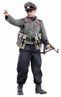 Dragon Models 1/6 Scale 12 WWII German Black Knight Ernst Von Bauer