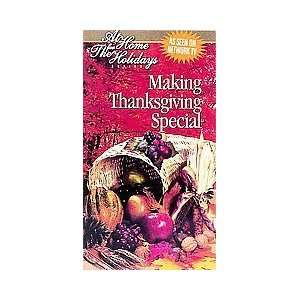 com At Home for the Holidays Thanksgiving Special [VHS] Movies & TV