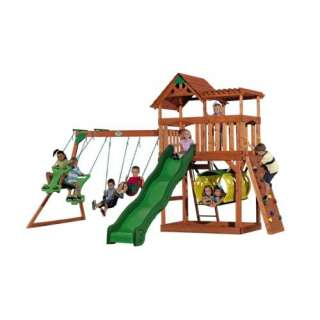 Backyard Discovery Arizona Swing Set Outdoor Play