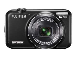 Fujifilm FinePix JX400 16M 5X Opt Digital Camera 4GB Leather Case NEW