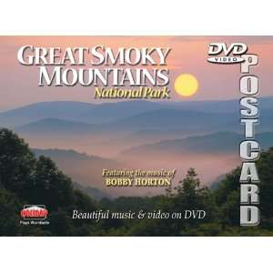 Great Smoky Mountains National Park DVD Postcard Finley