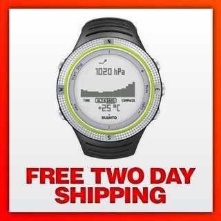 Suunto Core Wrist Top Computer Watch with Altimeter (Light Green