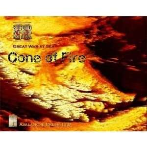 Great War at Sea Cone of Fire Toys & Games
