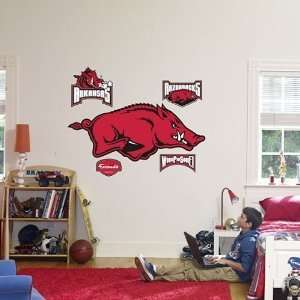 Arkansas Logo Fathead Wall Decal