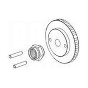 Engine Flywheel W/nut Spare Part for Acme R/C Car and